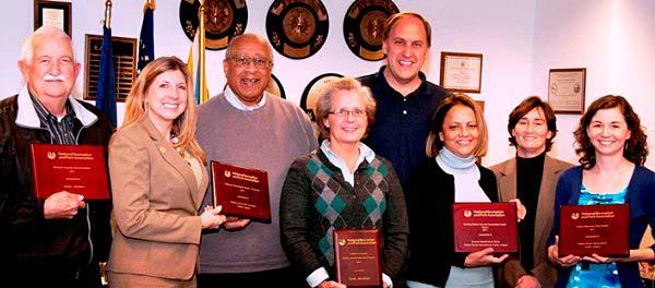 National Recreation and Park Association award.