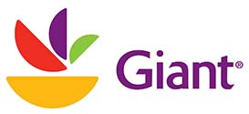 Giant Food Logo.