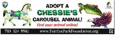 Adopt a Chessie's Carousel Animal!