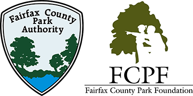 Logos of Fairfax County Park Authority and Fairfax County Park Foundation