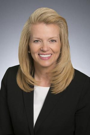 Kathryn Falk.