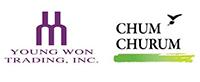 Young Won Trading logo.
