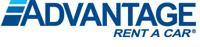 Advantage Rent A Car logo.
