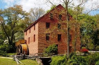 Colvin Run Mill.