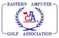 Eastern Amputee Golf Association logo.