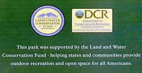 Land and Water Conservation Fund logo.