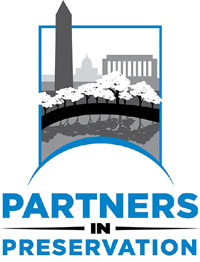 Partners in Preservation logo.