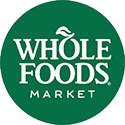 Whole Foods logo.