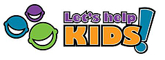 Let's help kids logo.