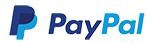 PayPal logo.