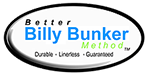 Better Billy Bunker logo.