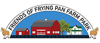 Friends of Frying Pan Farm Park logo.