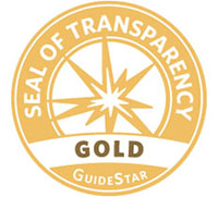 GuideStar Gold Seal logo.