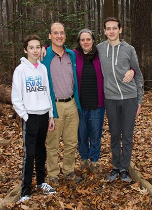 The Lazar family.