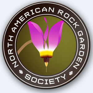 North American Rock Garden Society logo.