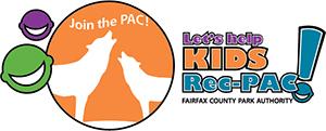 Kids Rec Pac logo.
