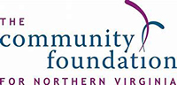 Community Foundation For Northern Virginia logo.