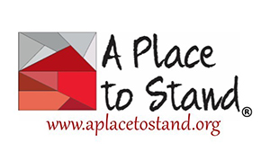 Logo for A Place To Stand.