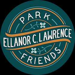 Ellanor C. Lawrence Park Friends logo.