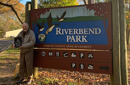 Eakin Award 2020 Friends of Riverbend Park