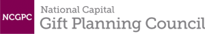 National Capital Gift Planning Council logo.
