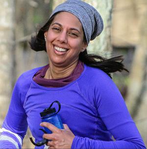 Healthy Strides runner.
