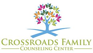 Crossroads Family Counseling Center logo.