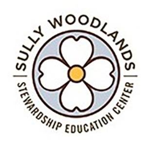 Sully Woodlands Stewardship Education Center logo.