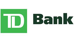 TD Bank logo.